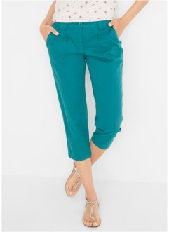 Chinos i 3/4-lang, bpc bonprix collection