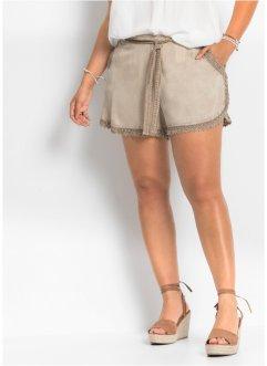 675db9b7 Plus size - bukser til dame i store størrelser bonprix