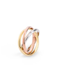 Tricolor ring, bpc bonprix collection