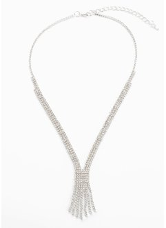 Collier med strass, bpc bonprix collection