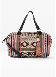Weekendbag i etnisk look, bpc bonprix collection