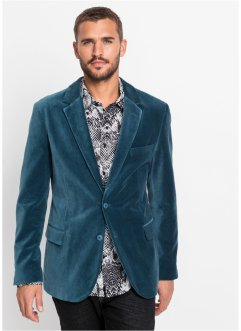 Fløyelsblazer, Slim Fit, RAINBOW