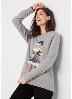 Jule-sweatshirt, bpc bonprix collection