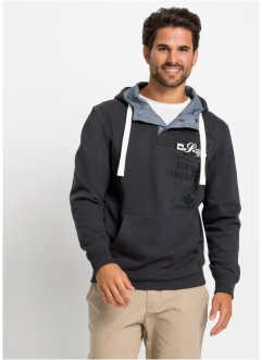 Sweatshirt med hette, bpc selection