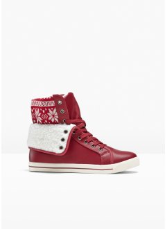 Sneakers, high top, bpc bonprix collection