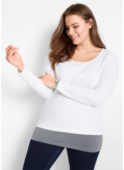 Termo-toppforlengelse, 2-pack, bpc bonprix collection