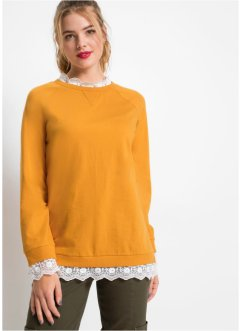 Oversize sweatshirt med blonde: Must-Have, RAINBOW