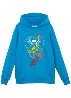 Sweatshirt med hette, bpc bonprix collection