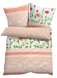 Sengesett med blomsterdesign, bpc living bonprix collection