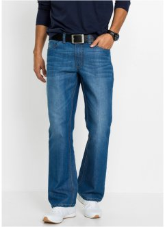 Regular Fit Jeans med komfortsnitt, Bootcut, bpc bonprix collection