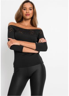 Off-shoulder topp, BODYFLIRT boutique