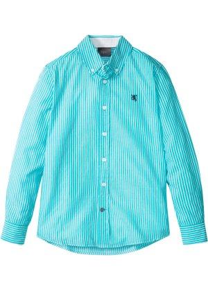 d6f3984a Stripet skjorte, lang arm, bpc bonprix collection