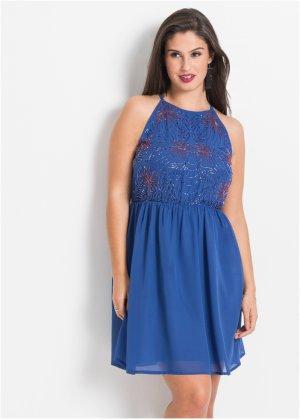 b8d7aee917f6 Plus size kjoler - korte kjoler til dame hos bonprix