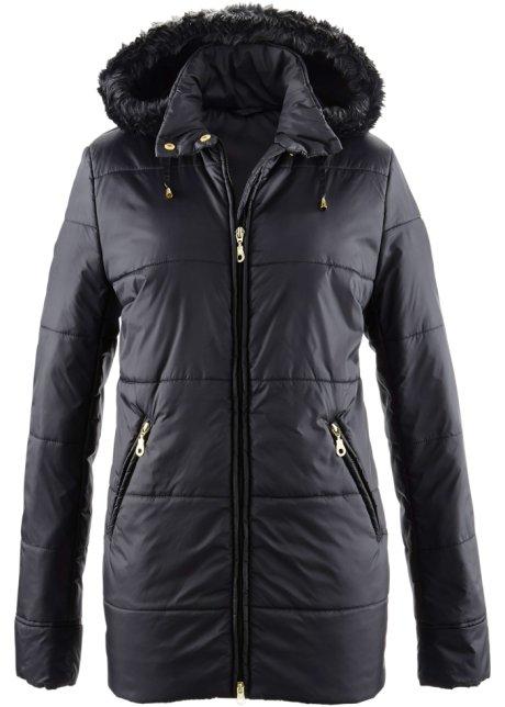 ae896b12 Vattert jakke med imitert pels, bpc selection