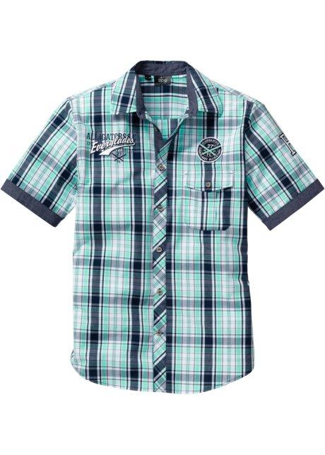 9bdf06240b09 Kortermet skjorte