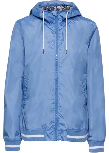 9cba888d Sporty jakke mellomblå/hvit - RAINBOW kjøp online - bonprix.no
