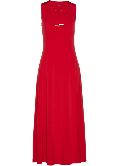 222d2940 online kjøp Trikot lang bonprix rød no kjole selection bpc YOYFR4