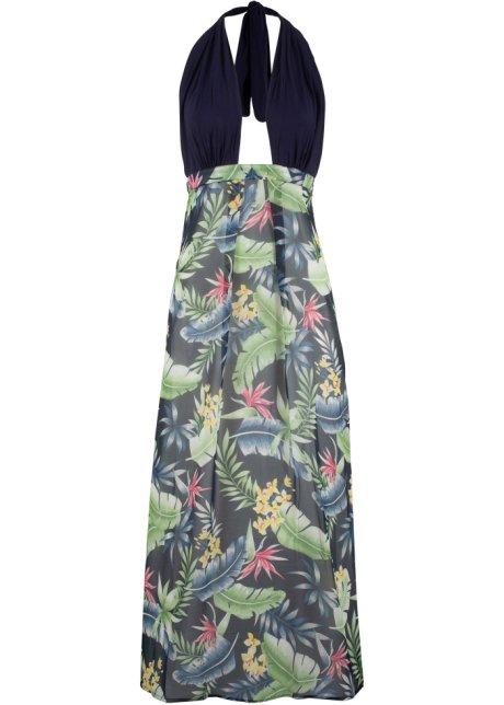 4ee5874d3 Halterneck kjole