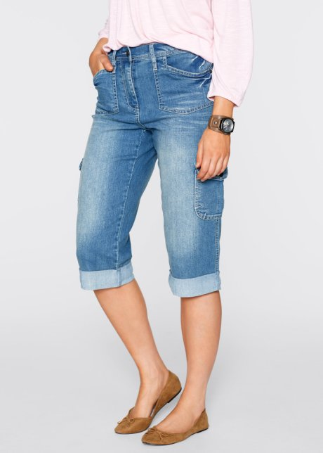 Jeans shorts til dame sommertrender 2017 hos bonprix