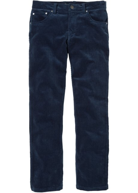 Stretch Cord bukse Regular Fit
