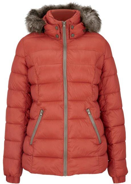 Sporty jakke med elastikk nederst på ermene mørkblå