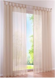 "Gardin ""Uni Voile"" (1-del), bpc living bonprix collection"