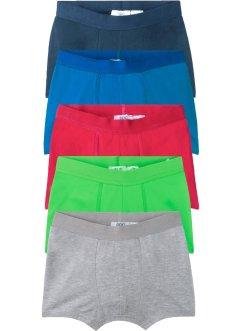 Boxershorts (5-pack) økologisk bomull, bpc bonprix collection