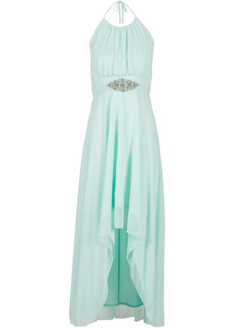 Halterneck-kjole